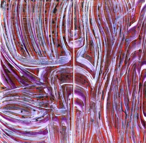 Violet Vespula by  warm  - Masterpiece Online