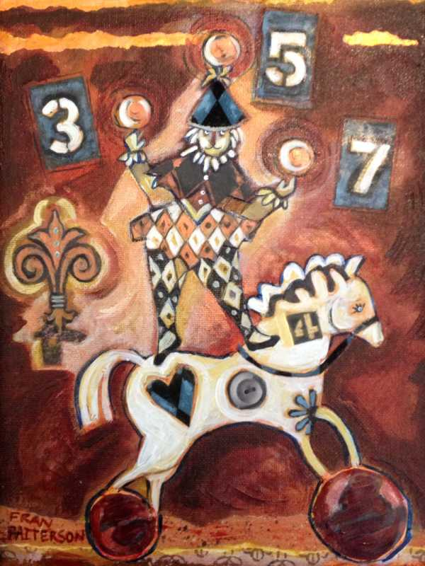 Magic Cat Man by Mrs Fran Patterson - Masterpiece Online