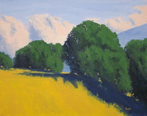 Deep Shadows by  Donald  Craghead - Masterpiece Online