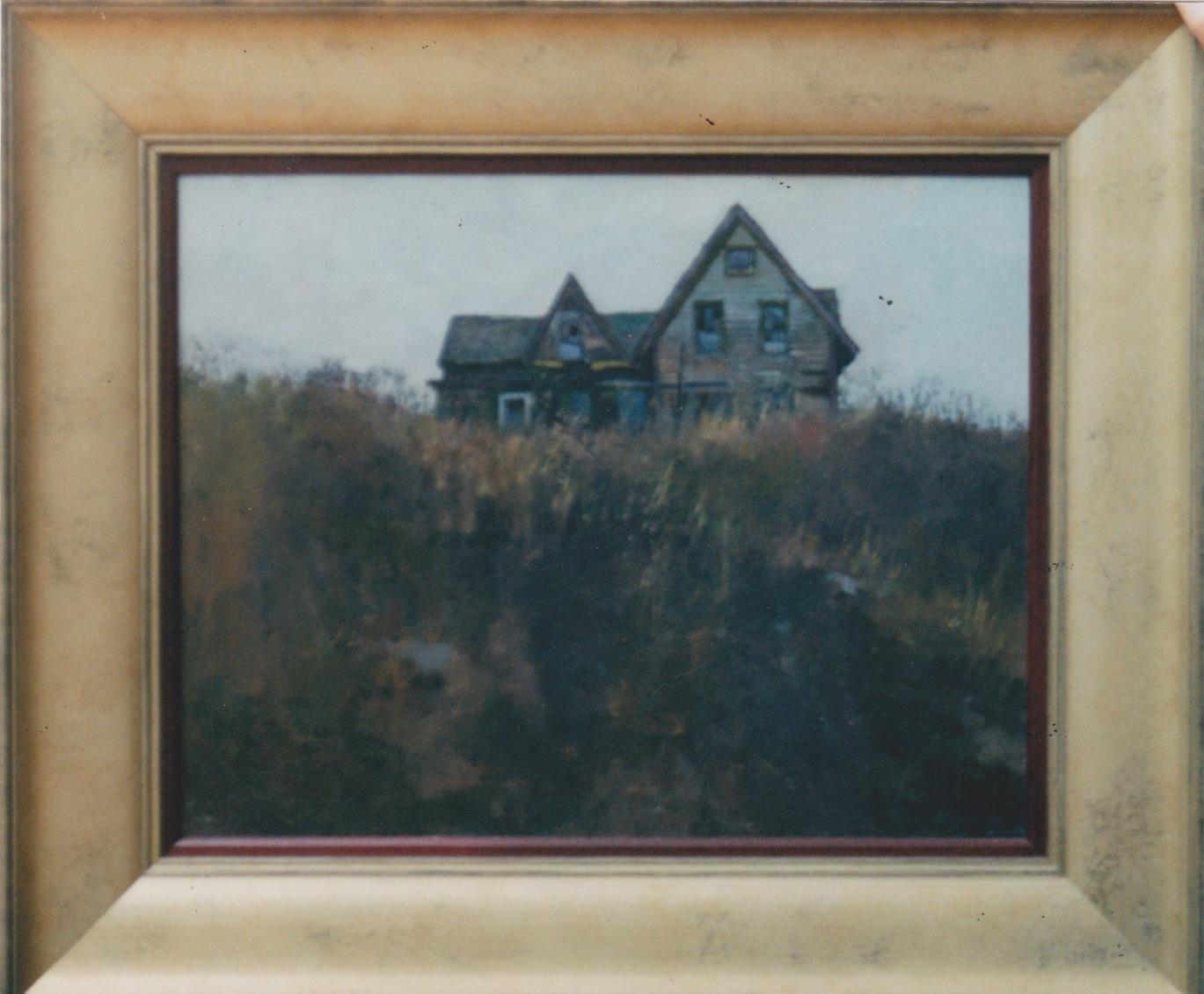 Ghost House by  Daud Akhriev - Masterpiece Online