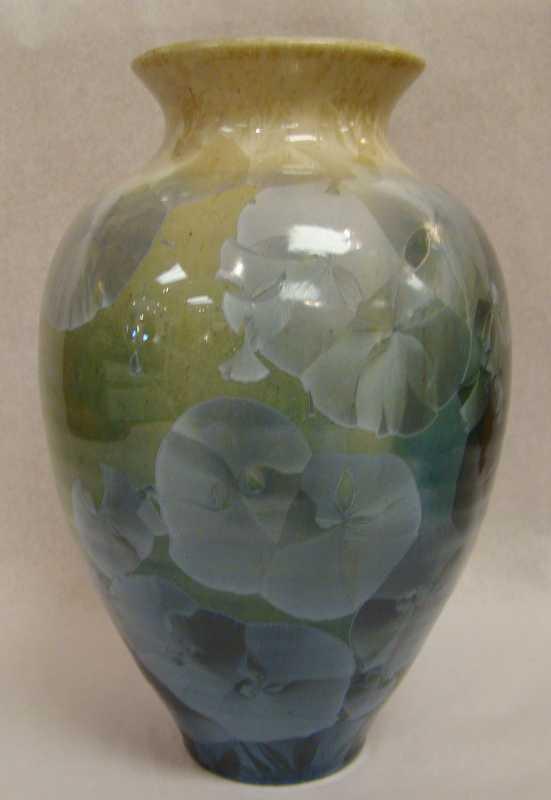 WPK318 Teal & Ivory C... by  William Kennedy - Masterpiece Online