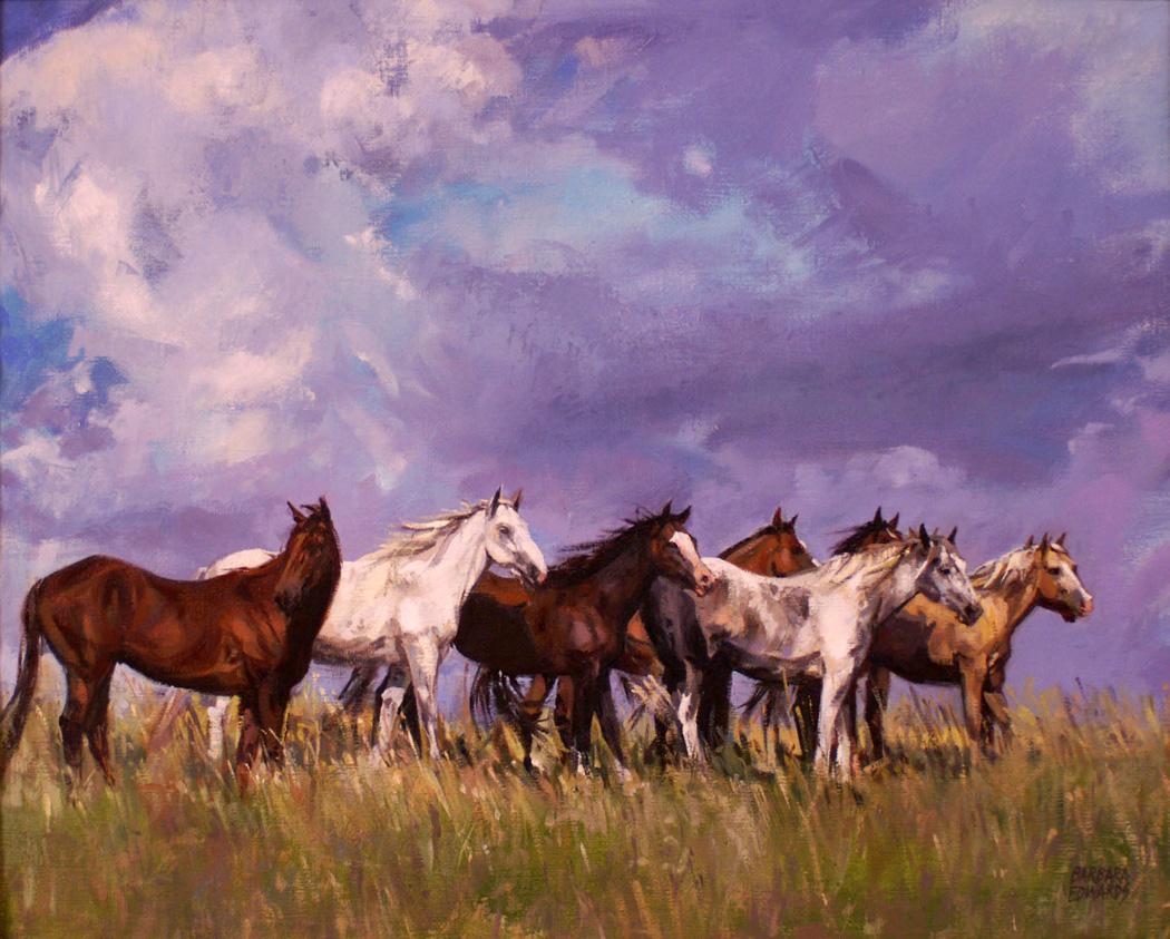 Windy Ridge by  Barbara Summers Edwards - Masterpiece Online