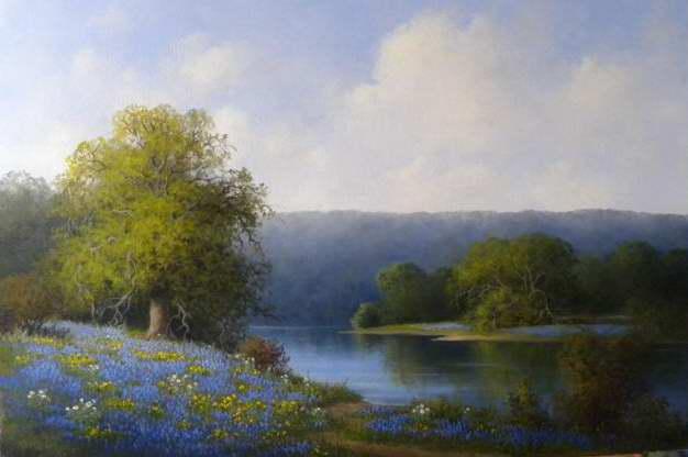 Mirror of Spring by Mrs Milbie Benge - Masterpiece Online