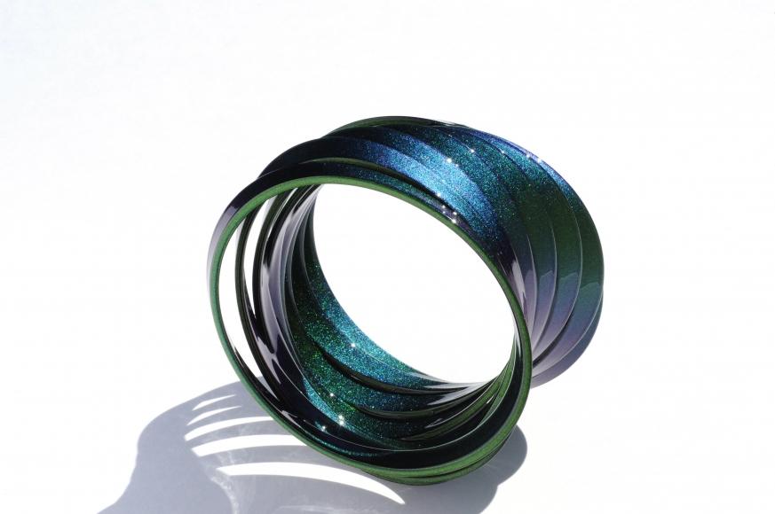 Slide- Bracelet #447 by  Rachelle Thiewes - Masterpiece Online