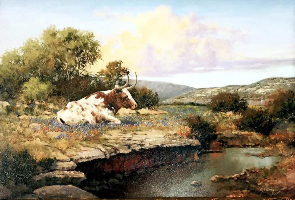 Spring Fever by Mr Gary Jack Thornton - Masterpiece Online