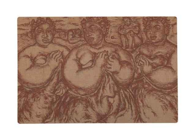 Laminated placemat, H... by  Madge Tennent (1889-1972) - Masterpiece Online