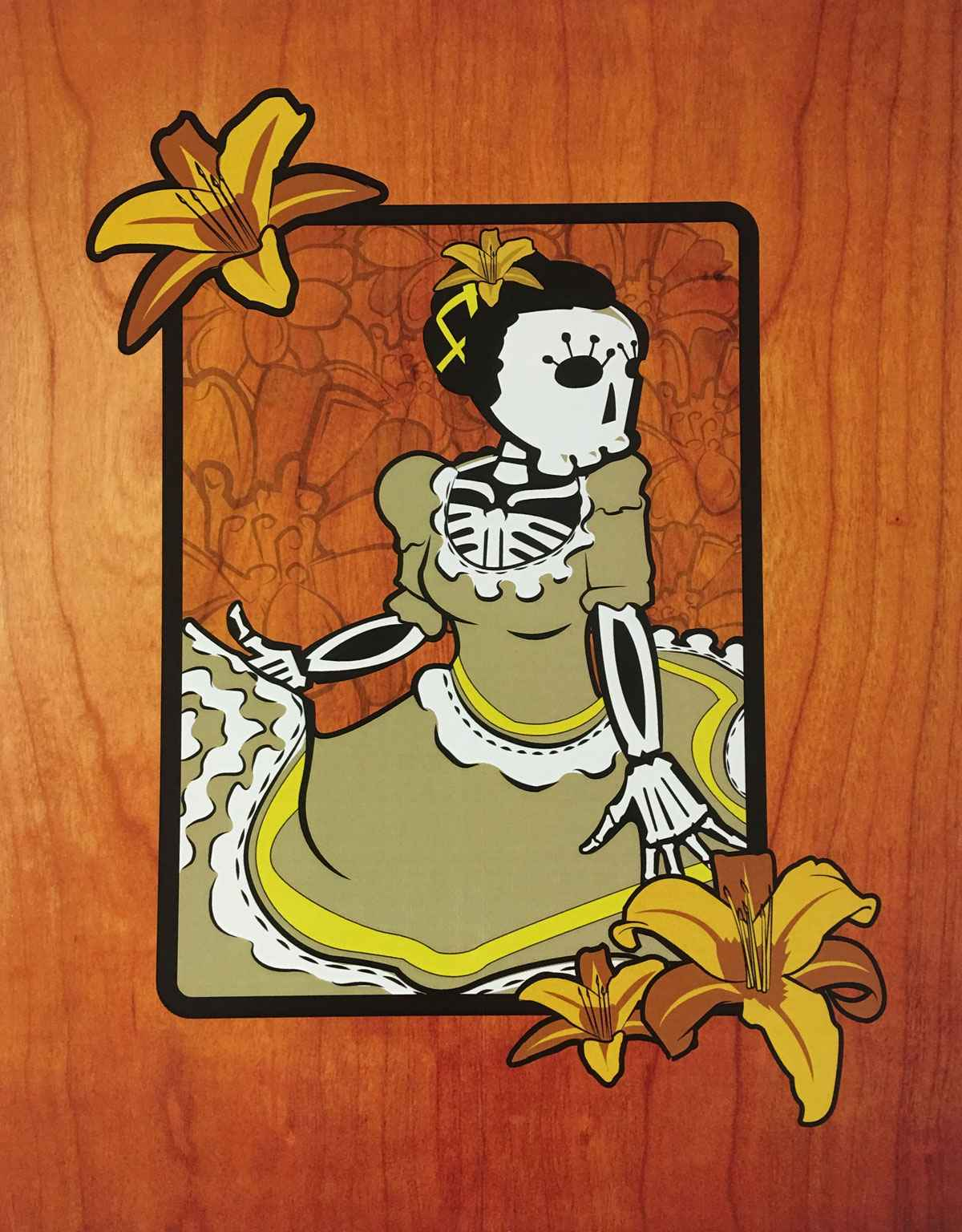 Day of the Dead - Gal