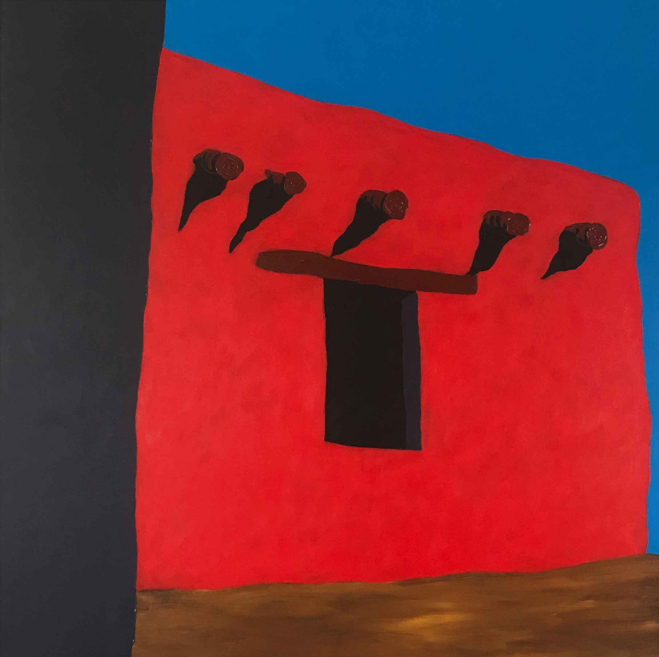 San Jose De Grazia by  Alvin Gill-Tapia - Masterpiece Online