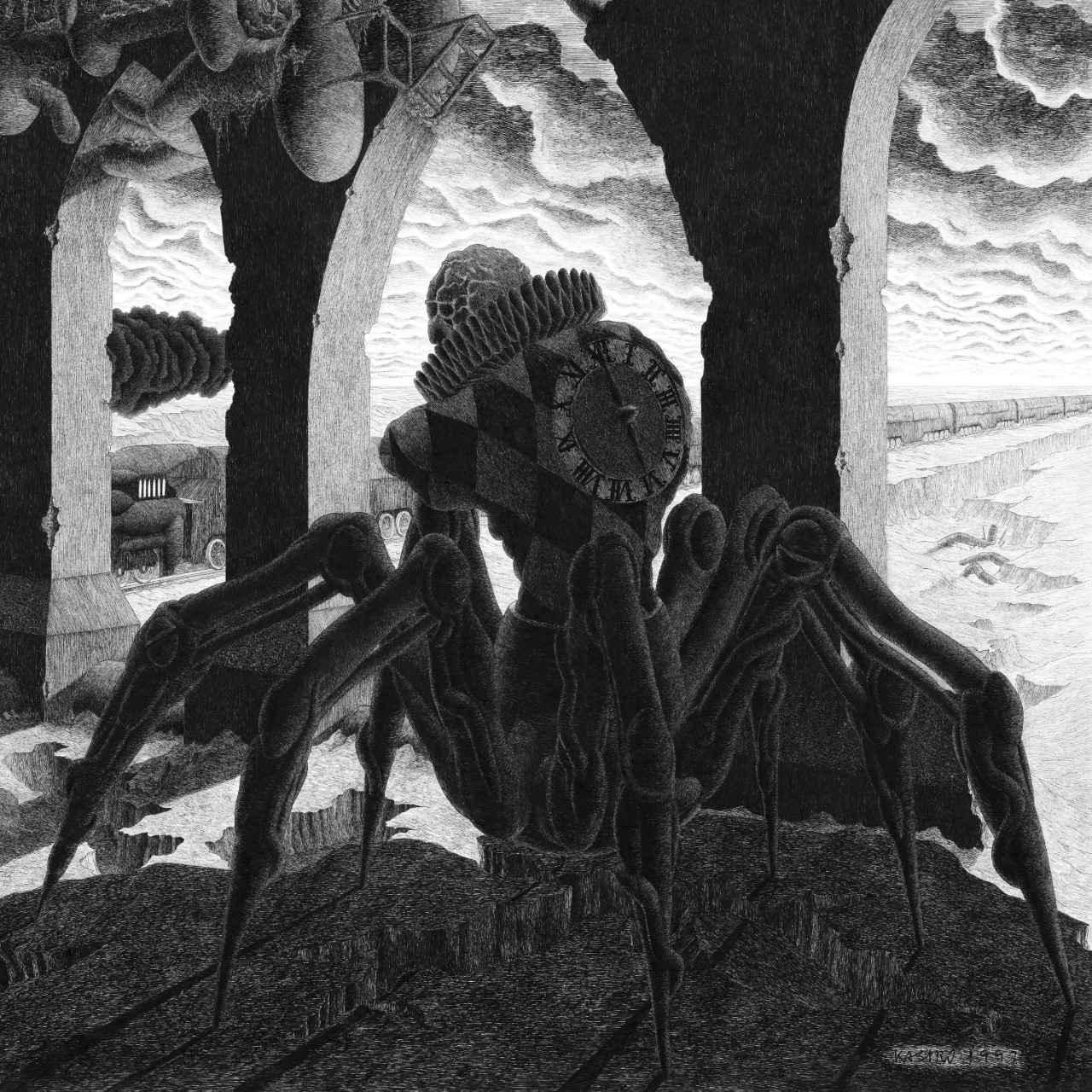 The Madman  by  Pedro De Kastro