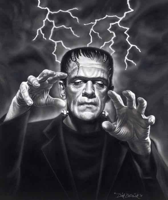 Frankenstein by Mr Joe Schmo - Masterpiece Online