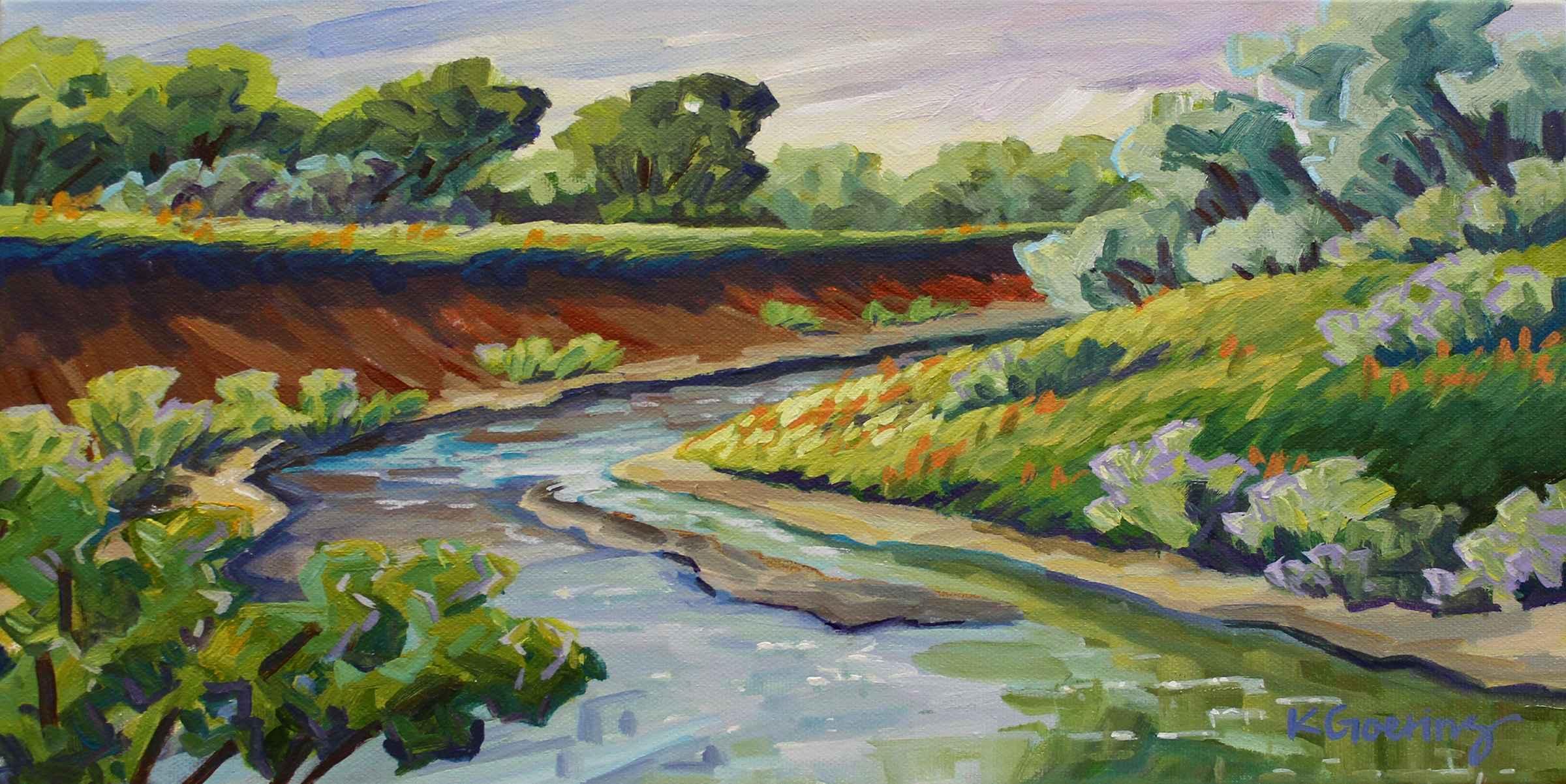 Marais des Cygnes by  Kristin Goering - Masterpiece Online