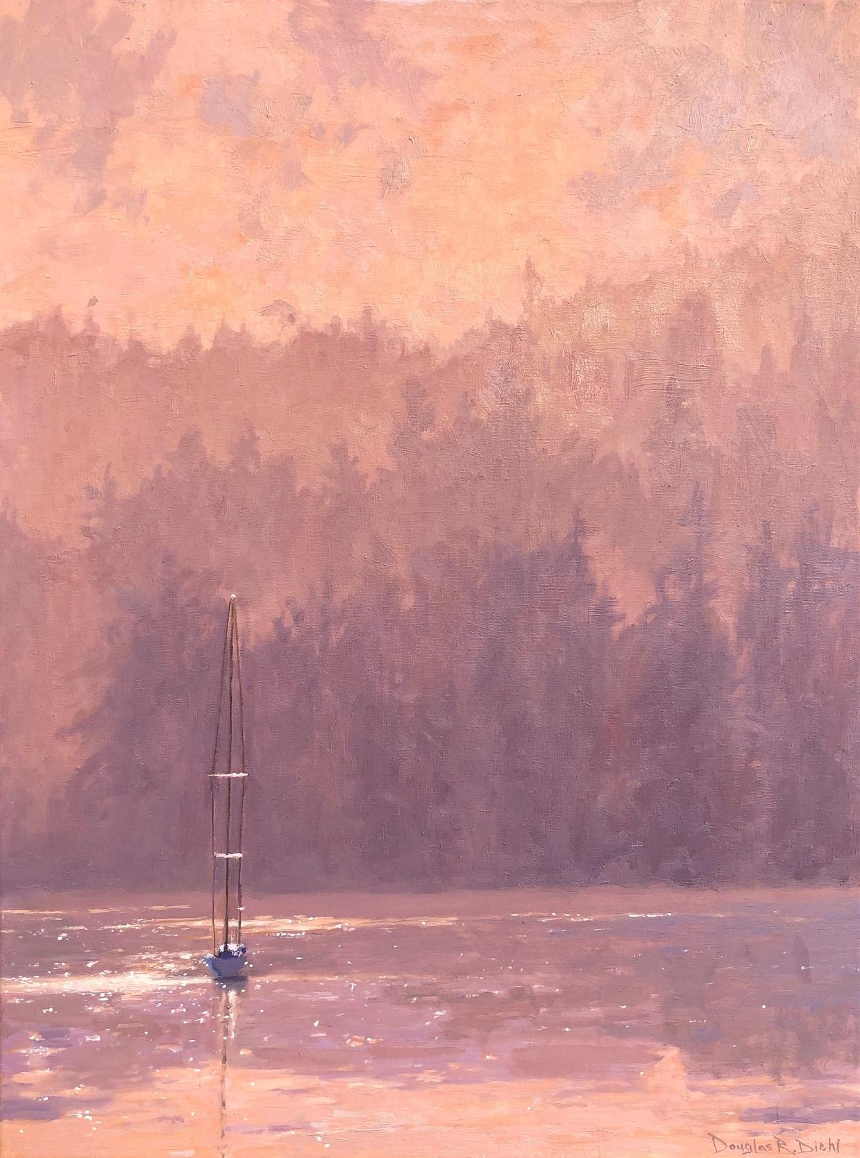 Misty Dawn by  Doug Diehl - Masterpiece Online