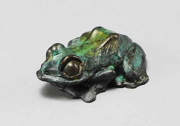 Frog C - Small  by  Dan Chen
