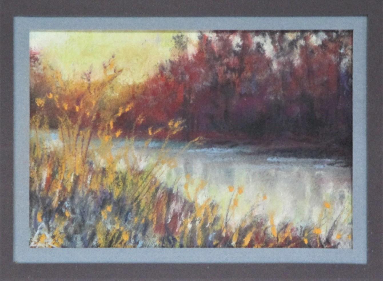 Sun Through Grass by  Andrea McFarland - Masterpiece Online