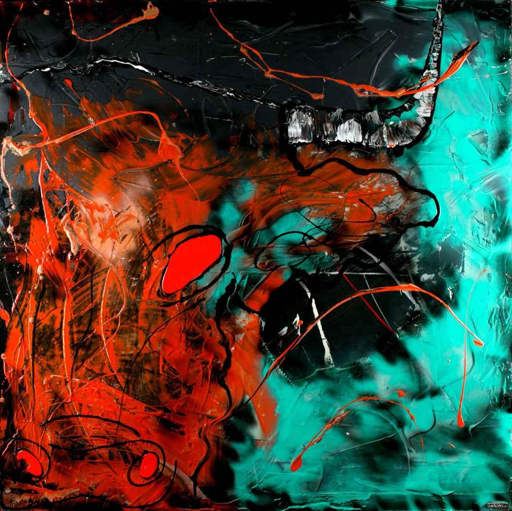 Rib Bull by  Lisabel  - Masterpiece Online