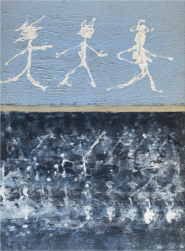 Dancing Clouds #2 by  Steve Lyons - Masterpiece Online