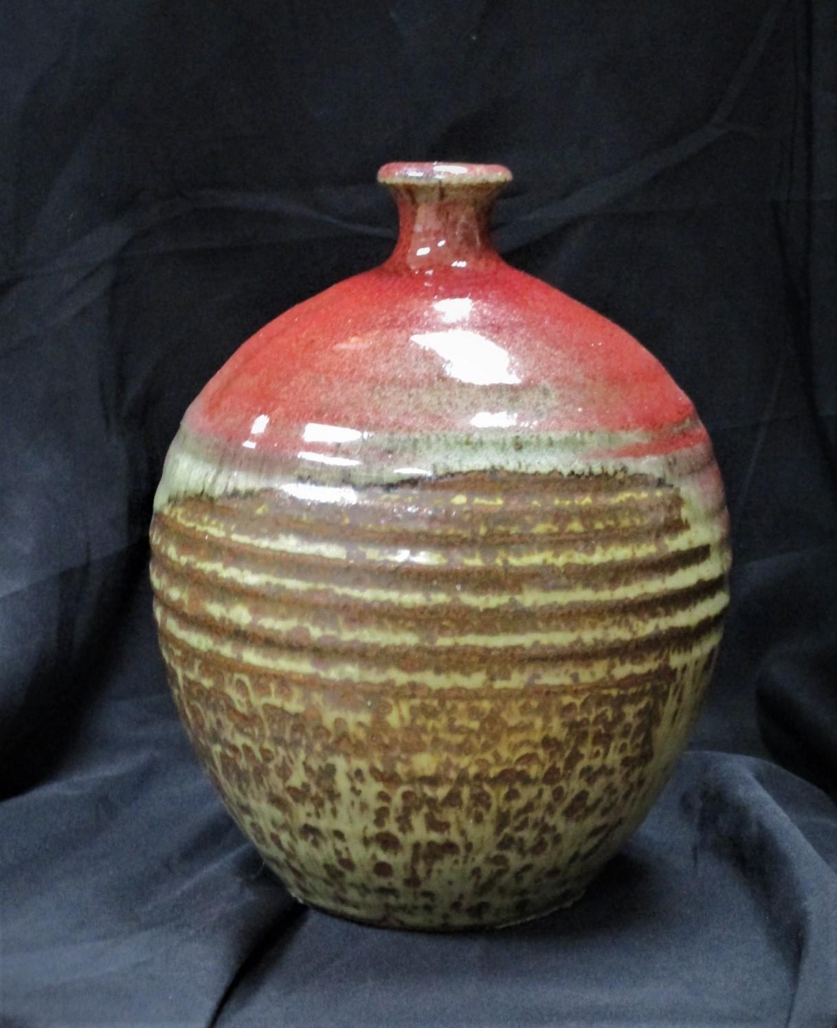 Untitled (Red Jar) by  William Creitz - Masterpiece Online