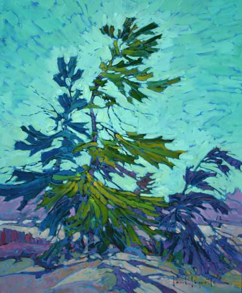 Jack Pine Rhythm by  Paul Paquette - Masterpiece Online