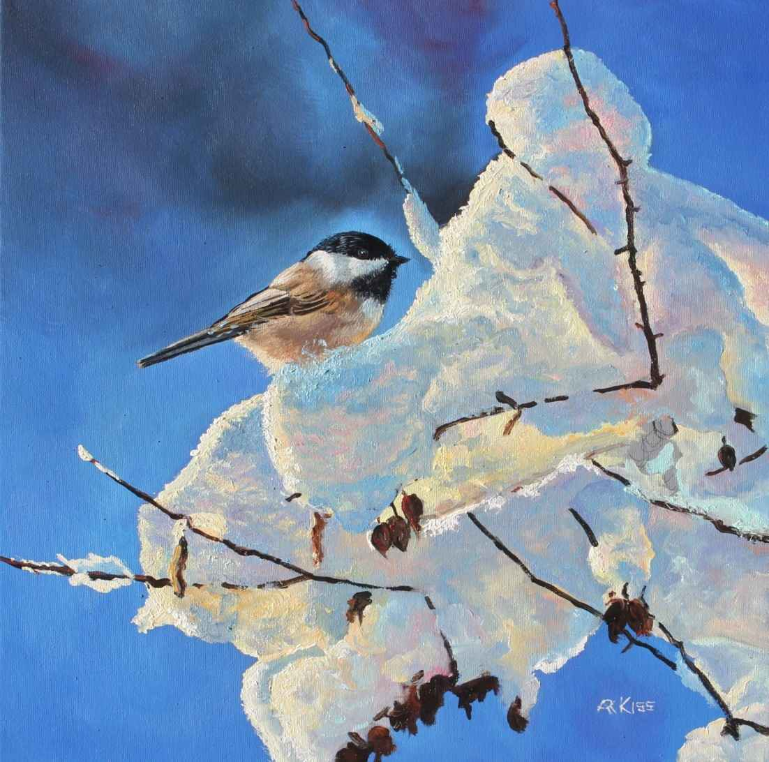 Chickadee Series-11106 by  Andrew Kiss - Masterpiece Online