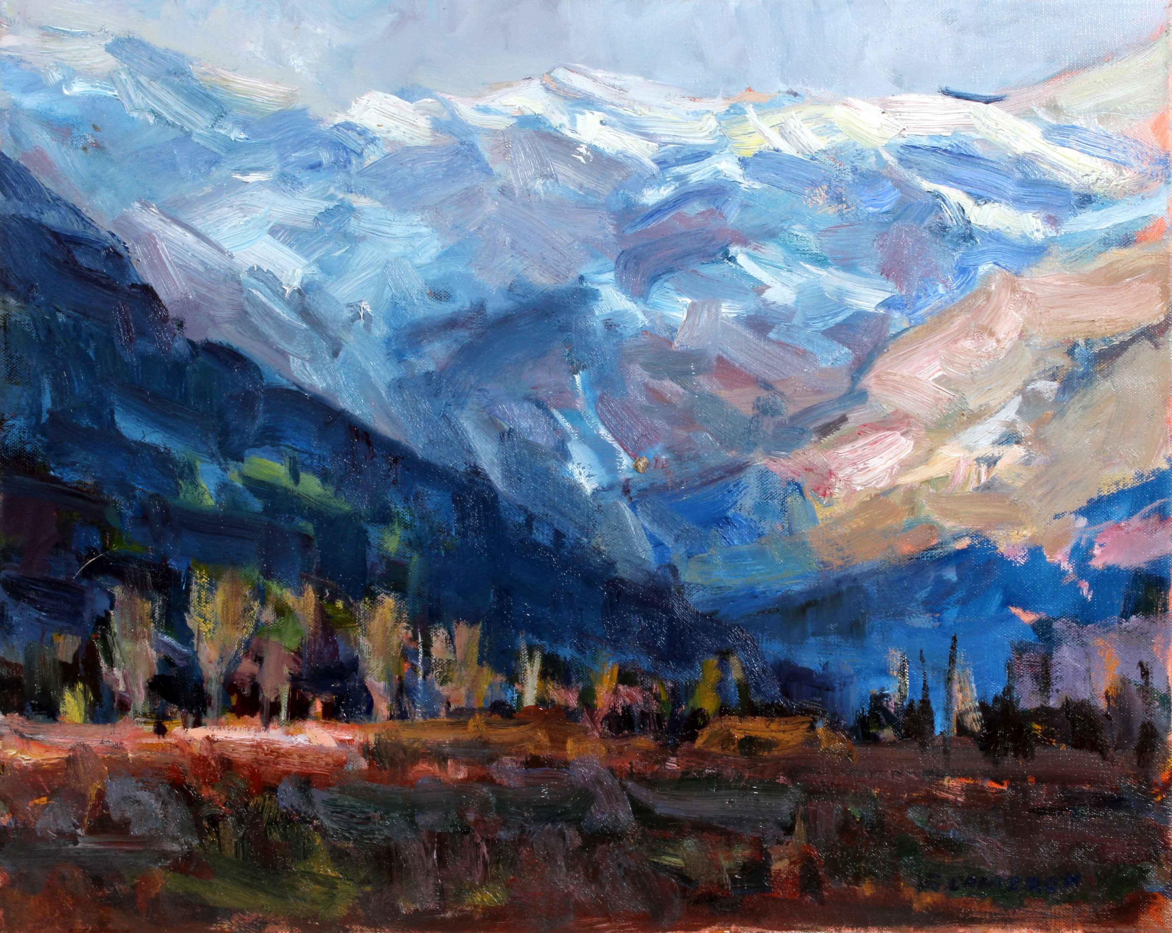 From Mountain Peaks t...  by  Fred Cameron
