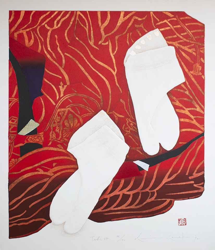 Tabi 35 by  Kunio Kaneko - Masterpiece Online