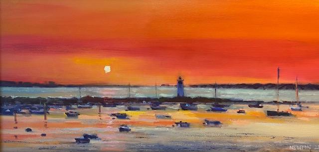 Sky High, Edgartown H... by  Brandon Newton - Masterpiece Online