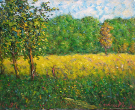 The Meadow by  Andres  Morillo - Masterpiece Online