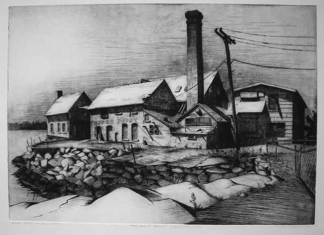 Copper, Paint Factory by  Sean Hurley - Masterpiece Online