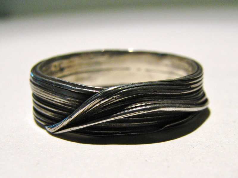 Wave Ring II by  Heather Scott - Masterpiece Online