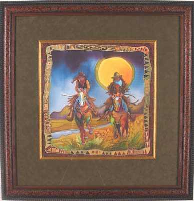 Along The Blackfoot by MS Nancy Dunlop Cawdrey - Masterpiece Online