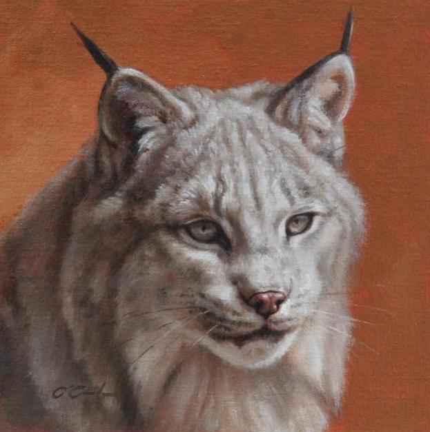 Cool Grey by  Jennifer O'Cualain - Masterpiece Online