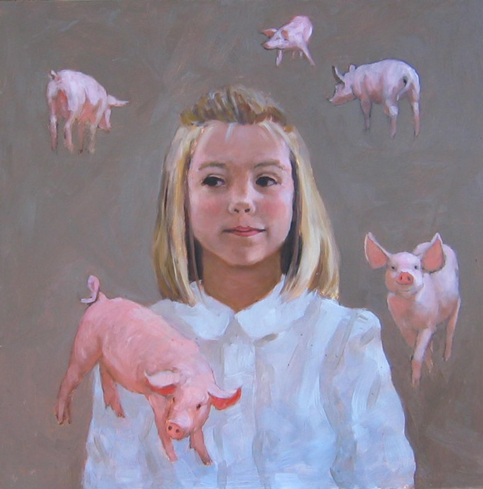 Catherine's Imaginary by  Melissa Hefferlin - Masterpiece Online