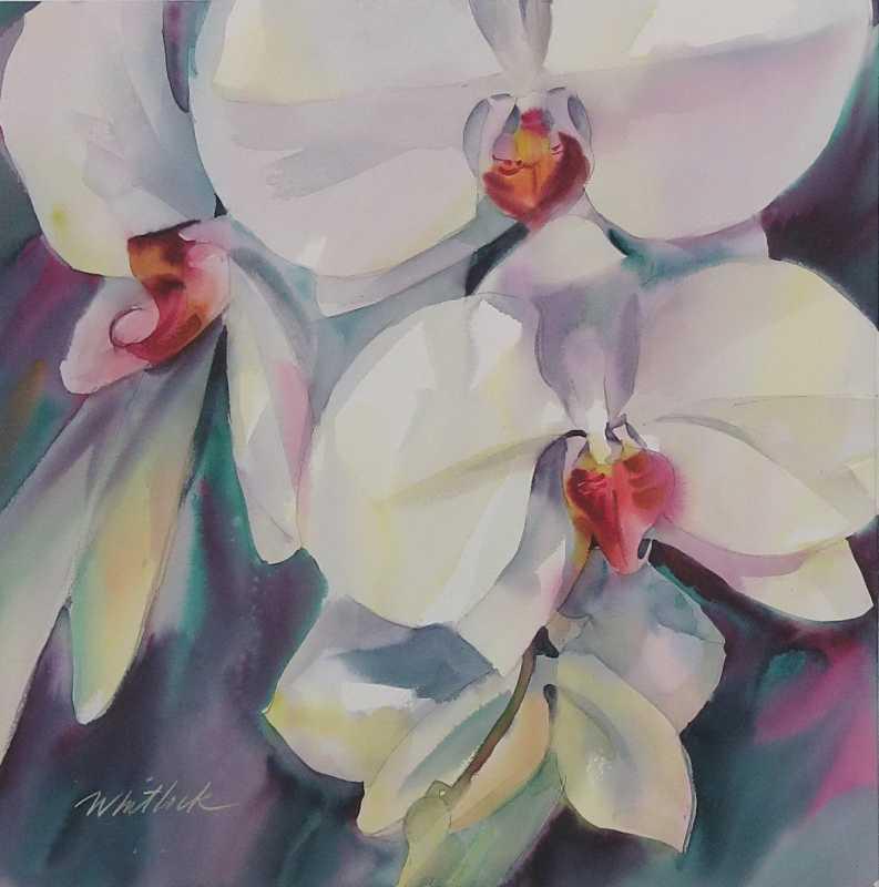 Orchid Garden by  Roger Whitlock - Masterpiece Online