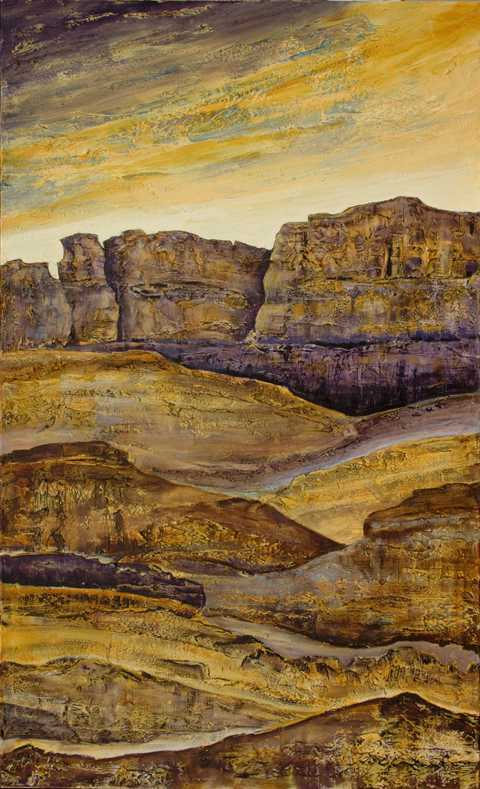 Red Rock Magic by  Marilyn Bos - Masterpiece Online
