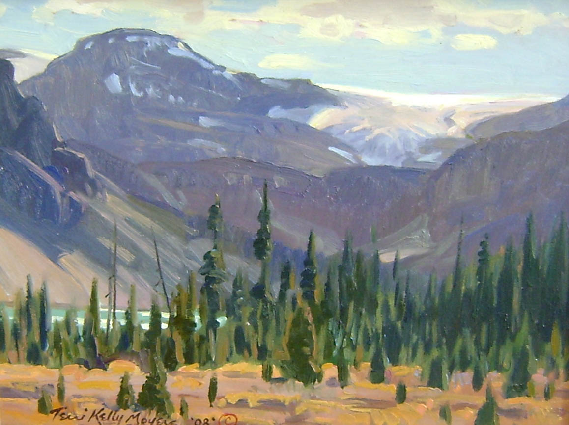 Headwaters of the Bow by Mrs. Terri Kelly Moyers - Masterpiece Online