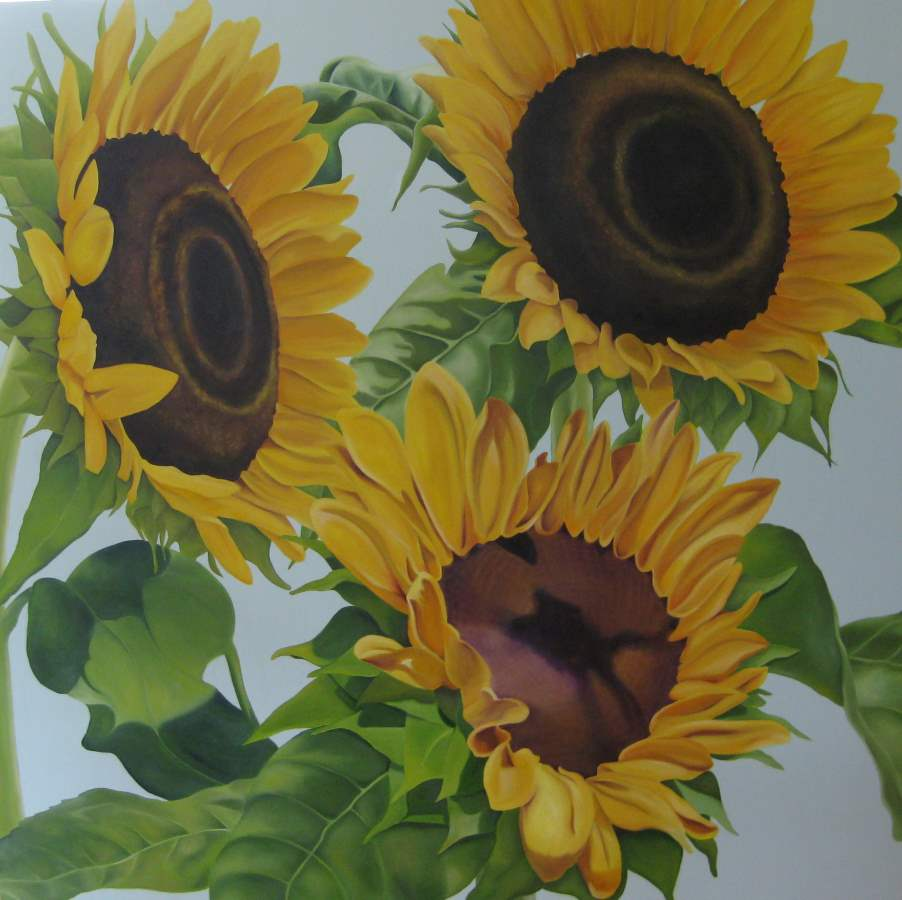 Sunflowers #2 by  Dale Payson - Masterpiece Online