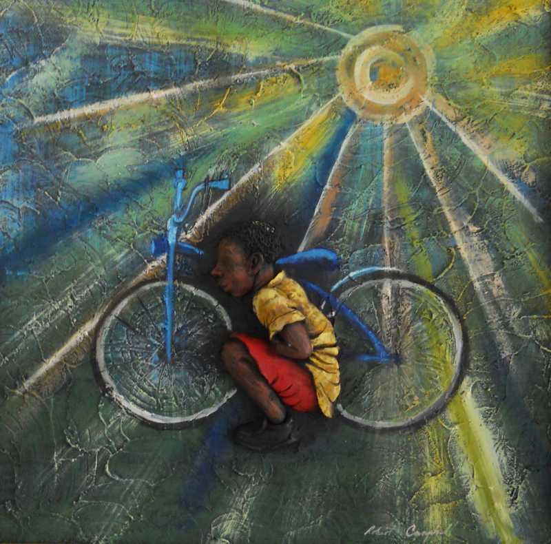 Boys Dream by Mr. Robert Campbell - Masterpiece Online