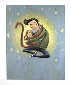 Mr. Pip And Fredrick ... by  Dan Santat - Masterpiece Online