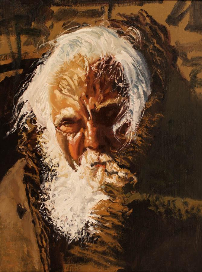 Wrapped in Buffalo by  Glen Edwards - Masterpiece Online