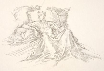 In Bed by  Andren And Olga Dugin - Masterpiece Online