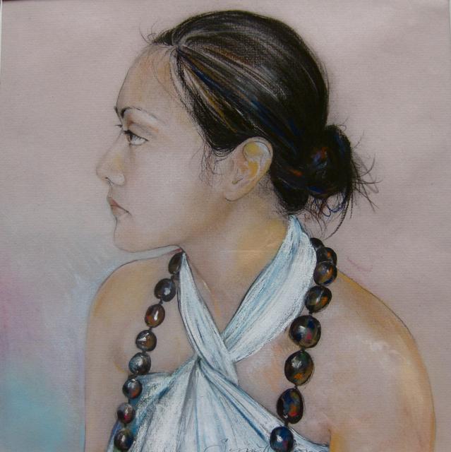 Madeline Kaikana II by Mrs. Susan Kobzev - Masterpiece Online