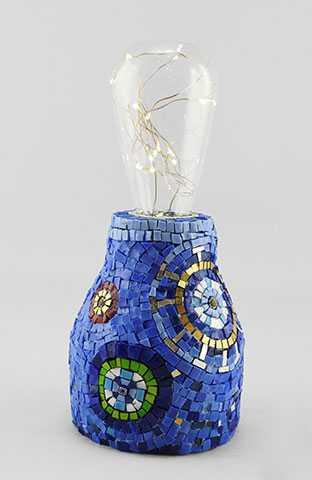 Byzantine Night Light by  Julie Richey - Masterpiece Online