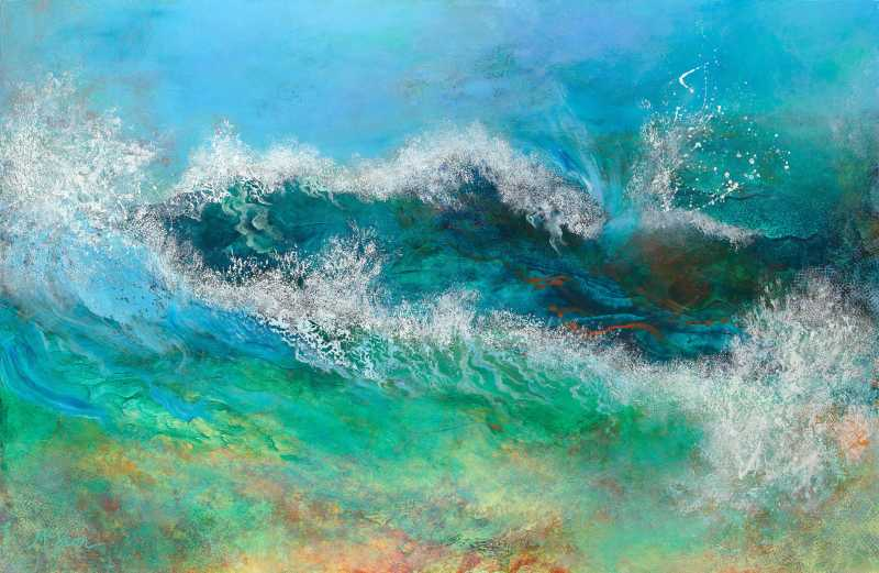 Spirit of the Sea by  Laurie McKeon - Masterpiece Online