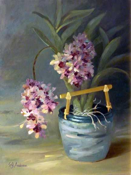 In Bloom by  Susie Y. Anderson - Masterpiece Online