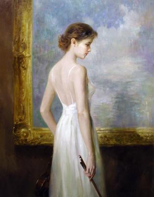 The Evening Recital by  Kelvin  Lei - Masterpiece Online