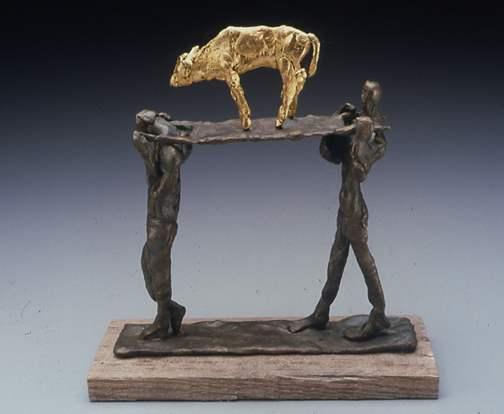 The Golden Calf by  Anne Huibregtse - Masterpiece Online