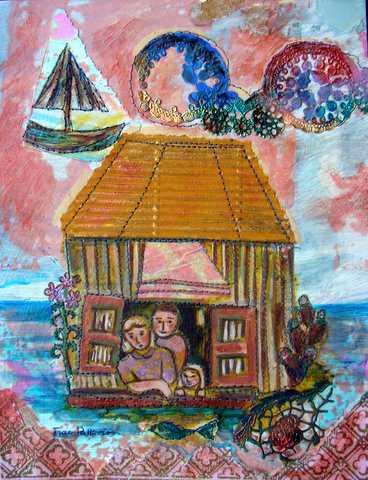 La Familia II by Mrs Fran Patterson - Masterpiece Online