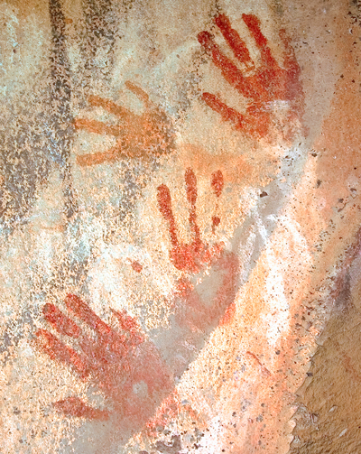 Family Hands by  Susie Reed - Masterpiece Online