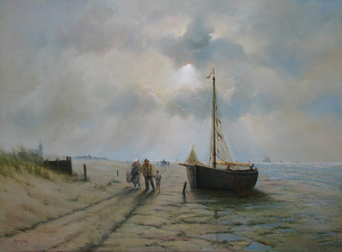 Home from the Sea  by  Roger  Budney