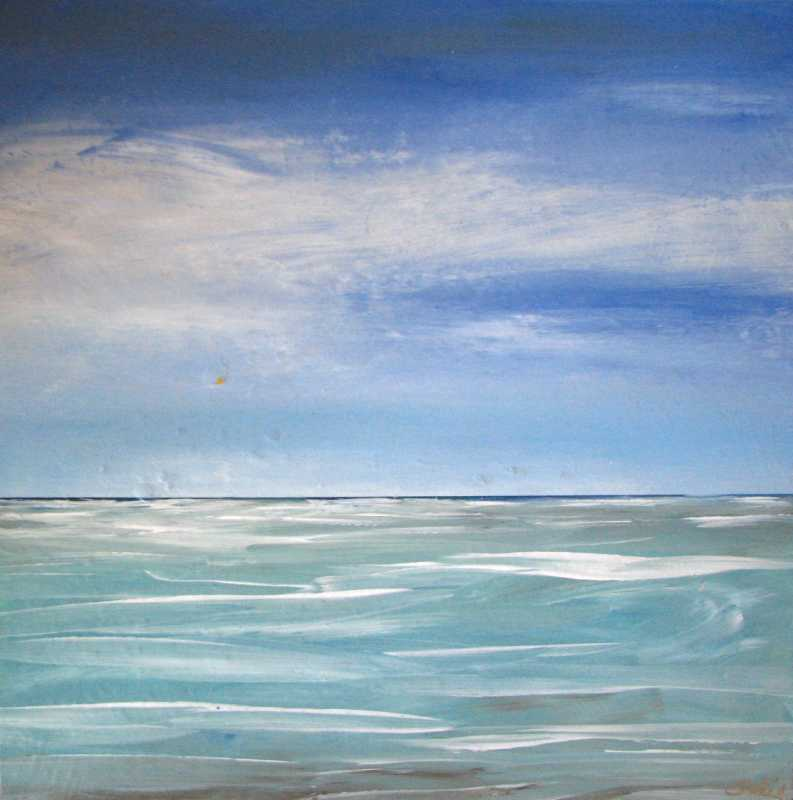 Pacific Blues 15 by  Curt Ginther - Masterpiece Online